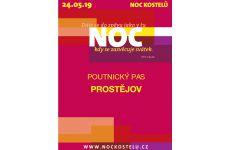 Poutnický pas Prostějov